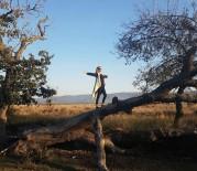 İĞNEADA - Tuğba Özay Doğada Stres Attı