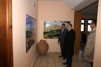 Vali Ustaoğlu, Kültür Ve Turizm Müdürlüğü'nü Ziyaret Etti