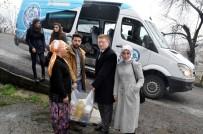 TÜRKÇE ÖĞRETMENLIĞI - 10 Aileye Gıda Yardımı Yapıldı