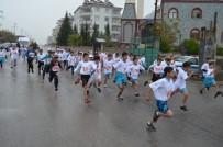 KARAALI - Adıyaman'da 1 Aralık Koşusu Düzenlendi