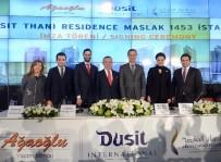 MASLAK - Ağaoğlu'ndan Türkiye Ekonomisine Dev Katkı