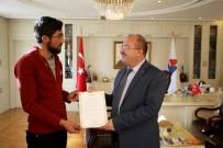 TÜRKÇE ÖĞRETMENLIĞI - Ağrı İbrahim Çeçen Üniversitesi Öğrencilerine YÖK'ten Kutlama Mektubu