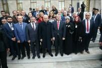 HALIL ELDEMIR - AK Parti Bilecik Heyetinden Başbakan Binali Yıldırım'a Ziyaret