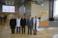 KALAFAT - AK Parti'den MEDOVA'ya Ziyaret