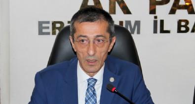 AK Parti Erzurum il teşkilatı istifa etti!
