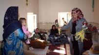 KIRMIZI GÜL - AK Parti Harran İlçe Kadın Kolları Başkanı Biter Açıklaması