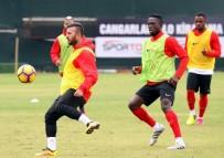 EMRE GÜRAL - Antalyaspor'da Başakşehir Mesaisi Devam Ediyor