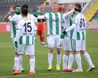 KONYASPOR - Atiker Konyaspor iyi başladı