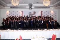 OSMAN GÖKÇEK - ATO Başkan Adayı Osman Gökçek Meclis Üyeleriyle Yemekte Bir Araya Geldi