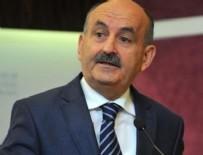 MEHMET MÜEZZİNOĞLU - Bakan Müezzinoğlu'ndan asgari ücret açıklaması