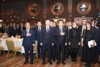 AKİF HAMZAÇEBİ - Bakan Özlü, Kazakistan Milli Günü Resepsiyonu'na Katıldı