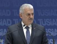 TÜSİAD - Piyasalardaki dalgalanma ne zaman bitecek? Başbakan açıkladı