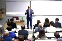 EGE ÜNIVERSITESI - Başkan Atila Derse Girip Bornova'yı Anlattı