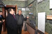ŞEHİR MÜZESİ - Başkan Bakıcı Müze Çalışmalarını Denetledi