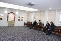 İMAM HATİP - Başkan Dimez İmam Hatip Ortaokulundaki Yenilikleri İnceledi