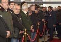 ERDAL TOSUN - Başkan Hazinedar, Erdal Tosun'un Cenaze Törenine Katıldı