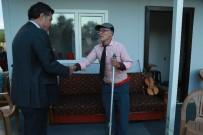 GEÇMİŞ OLSUN - Başkan Kocadon'dan Kemancı Mehmet'e Ziyaret