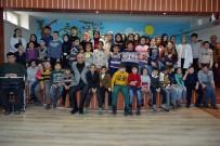 ALİ KORKUT - Başkan Korkut'un Özel Uygulama Merkezi Öğrencileri İle Engelliler Günü Hatırası