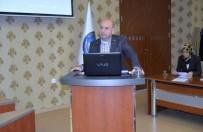 MEHMED ALI SARAOĞLU - Başkan Mehmed Ali Saraoğlu, Kütahya Tabiat Turizmi Çalıştayı'nda İlçeyi Tanıttı