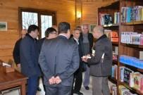 BÜROKRASI - Başkan Saraoğlu Muhtarlarla Buluştu