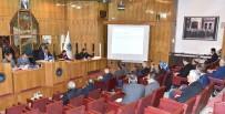 SAYGI DURUŞU - Battalgazi Belediye Meclisi, 2016 Yılının Son Toplantısını Yaptı