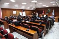 KAZıM KURT - Belediye Erkek Personeline Şiddet Eğitimi