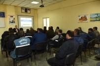 İŞ SAĞLIĞI - Belediye Personeline İş Sağlığı Ve Güvenliği Eğitimi