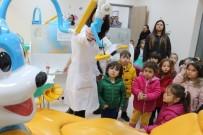 FAKÜLTE - BEÜ'nün Minik Öğrencilerine Ağız Ve Diş Sağlığı Eğitimi Verildi