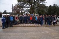 YAVUZ SULTAN SELİM - Bilecik'te Okullar Arası Kros Müsabakaları Sona Erdi
