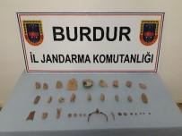 TARİHİ ESER KAÇAKÇILIĞI - Burdur'da Tarihi Eser Operasyonu