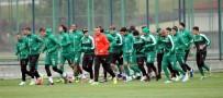 BİLAL KISA - Bursaspor, Rizespor Maçının Hazırlıklarına Başladı
