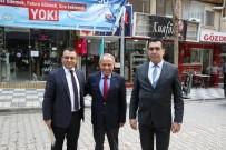 SOMA - Büyükşehir Soma'da İncelemelerde Bulundu