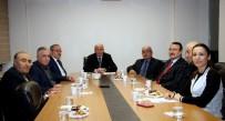 Çankırı Kent Konseyi Aylık Toplantısını Yaptı