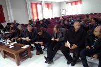 JANDARMA ASTSUBAY - Çelikhan'da Okul Servis Şoförlerine Seminer Verildi