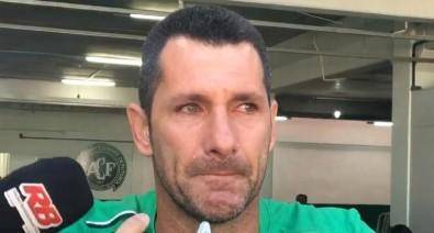 Chapecoense kalecisi futbolu bıraktı
