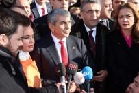GAMZE AKKUŞ İLGEZDİ - CHP İl Başkanı Canpolat Savcıya İfade Verdi