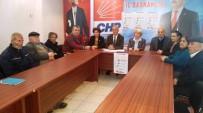 AKDENIZ ÜNIVERSITESI - CHP Yeşilyurt İlçe Başkanından Panele Davet