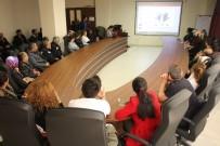 İL SAĞLıK MÜDÜRLÜĞÜ - Diyaliz Merkezi Görevlilerine Enfeksiyon Eğitimi
