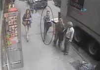 MANHATTAN - Dünyanın En Kolay Altın Hırsızlığı