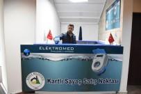 AKILLI SAYAÇ - Düzce'De Elektronik Kartlı Su Sayacı Teşvik Ediliyor
