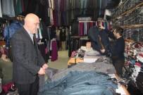 MEHMET TAVLı - Elazığ'da 'Kar' Yağışı Esnafın İşini Açtı