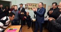 KARAHISAR - Engelliler Meclisi, Engelli Öğrencilerin Yüzünü Güldürdü
