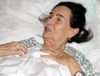 FATMA GİRİK - Fatma Girik ikinci kez ameliyata alındı