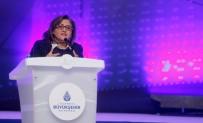 SAYGI DURUŞU - Fatma Şahin, 'Transist 2016 İstanbul Ulaşım Kongresi Ve Fuarı'Nda