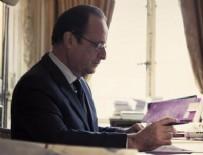 PARTİLİ CUMHURBAŞKANI - Fransa Cumhurbaşkanı Hollande'dan flaş karar!