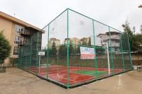 GEBZE BELEDİYESİ - Gebze'ye Çok Amaçlı Spor Sahaları Kazandırılıyor