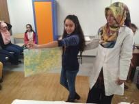 GEBZELI - GESMEK'li Çocuklar Ebru Öğreniyor