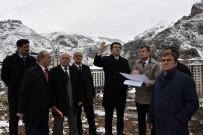 ÇAĞRI MERKEZİ - Gümüşhane'ye 100 Milyon TL'lik Kamu Yatırımı Gün Sayıyor