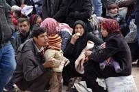SİVİL SAVUNMA - Halep'ten Kaçış Sürüyor