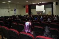 HASSASIYET - İlahiyat Fakültesi'nde Arapça Konferans